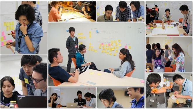 Photos of KEIO EDGE Program 2015